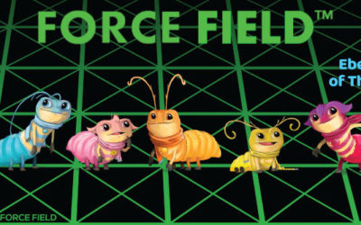 New Force Field™ Defeats Children's Fear of The Dark!!